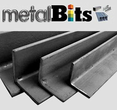 Mild Steel Angle Iron (Various sizes available)