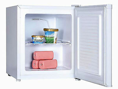 Igenix Refrigerator Small Counter Table Top Freezer with Lock 34 Litres IG3751
