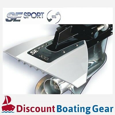 SE SPORT SE300 Hydrofoil WHITE 40-350HP Outboard Inboard Marine Boating Fishing