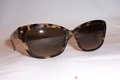 NEW KATE SPADE SUNGLASSES JAYNA//S ESP-Y6 CAMEL TORTOISE//BROWN 53mm AUTHENTIC