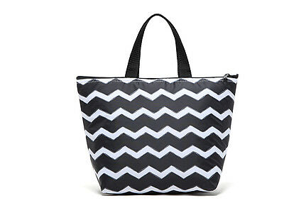 New Insulated Tote Thermal Lunch Bag Cooler Lunch Picnic Bag