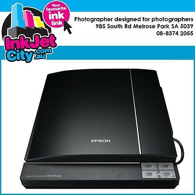 Epson Perfection V370 Photo/Film/negatives Scanner+Warranty