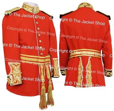 General A.W. Thorneycroft British Victorian Tunic - Uniform