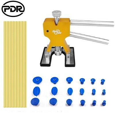 UK Stocks PDR Paintless Dent Removal Hail Repair Tools Puller Lifter Glue Tabs