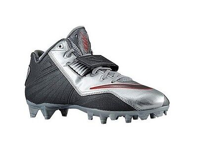 big sale 826fb 6ed9b Nike CJ81 Strike 2 TD Men s Football Cleats 678119-006 Calvin Johnson  Megatron