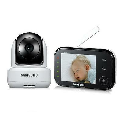 Samsung SEW-3037 SafeVIEW Video Baby Monitoring System