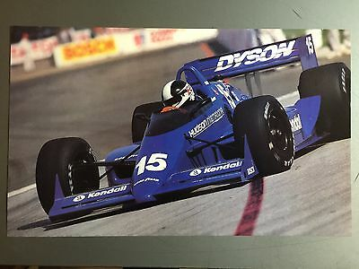 1990 Dyson Racing Indy Car Print, Picture, Poster RARE!! Awesome L@@K