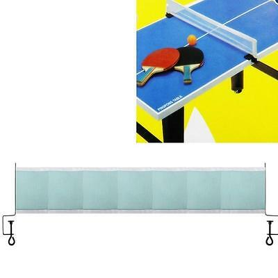 Training Competition Replacement Table Tennis Ping Pong Net with Set+Balls+Flame