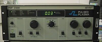 Ae Advanced Energy Model Pdp 2500 Pulsed Plasma Rf Generator