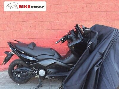 Motorcycle Scooter Storage Garage Portable Transportable Shelter Scooter Kubby