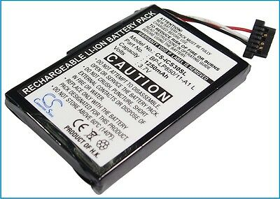 BP-LP850/11-A1 L 1250mAh Battery For Navman MYESCAPE II MYTRUCK II S35 S45