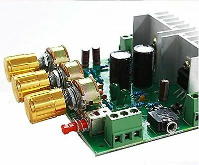 Top-cofrLD 2 Channel 2.0 15W+15W TDA2030A Hifi Stereo Amplifier AMP Board DIY