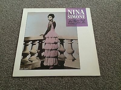 "Nina Simone - My Baby Just Cares For Me - 1982 12"" Single Extended Version"