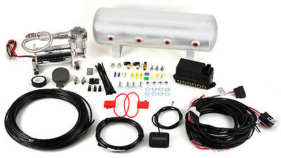 Air Lift AutoPilot V2 (1/4″ AIR LINE, 2.5 GALLON TANK, VIAIR 480 COMPRESSOR)