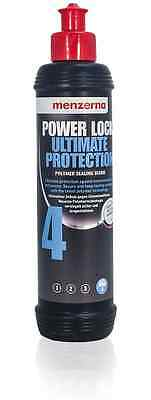 Menzerna 4 Power Lock Ultimate Protection long-lasting polymer coating sealant