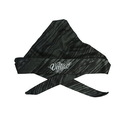 Virtue Padded Headwrap - Graphic Black - Paintball