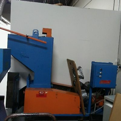 25HP 480V Plastic Shredder / Granulator