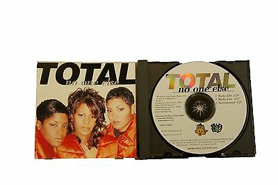 Total No One Else CD