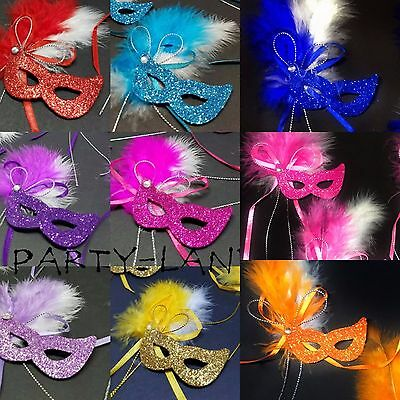 12 Pcs Mini Masquerade Mask Quinceanera Favors Recuredos Party Sweet 16 favors