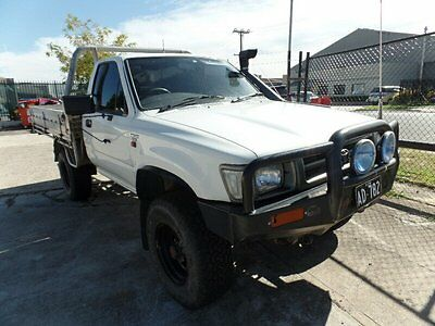 1993 Toyota Hilux LN106R DX 4X4 5sp Cab Chassis