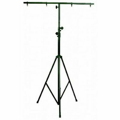 Strong and sturdy lighting stand will extend from a minimum height of 1530mm car