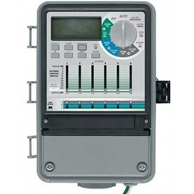 Orbit Plus CD 6 Station Irrigation Controller Outdoor Mount