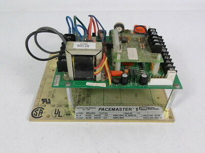 Cleveland Motion Control MPA-04341 Pacemaster 1 DC Drive 90/180VDC 10A  USED