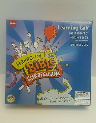 Hands On Bible Curriculum Summer 2015 Toddler And 2S School Learning Lab