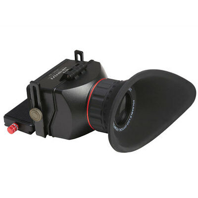 "GGS LCD Viewfinder Swivi S4 16:9 3.0"" for Sony (3X, Foldable, Base Plate)"