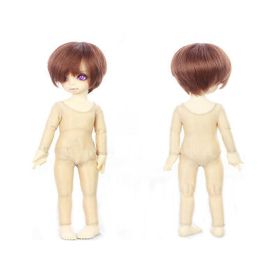 [wamami] Unisex Anti-stain/Skin color/Coverall/Underwear For 1/6 SD BJD Dollfie