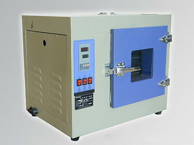 220V 101-0AS Lab Digital Display Electric Heating Air Blow Drying Oven RT+5~300℃