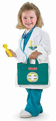 Fisher-Price Medical Kit Pretend Play Doctor & Patient Child Toy Christmas Gift