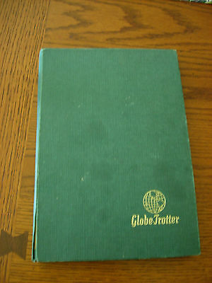 UK England Stamp album 14 pages Assorted Commems Others many on each pg