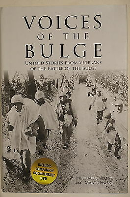 WW2 US VOICES Of The Bulge Untold Stories From Veterans Reference Book