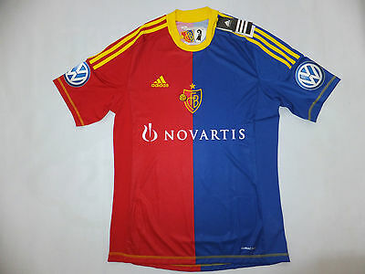 Basel FC Home Jersey 12/13, BNWT