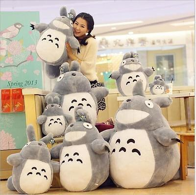 Hot New Studio Ghibli   My Neighbor Totoro Grin Totoro Plush Doll New Toy