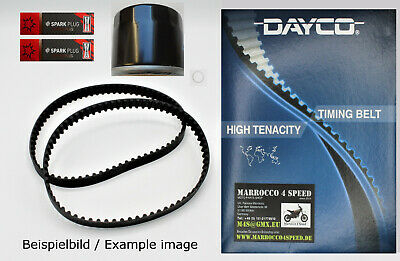 Ducati Monster S4R 996 S4 916 inspection set timing belt iridium sparks oil