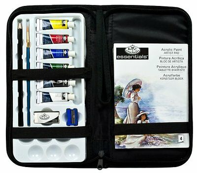 Royal & Langnickel  Keep N' Carry Acrylic Paint Set