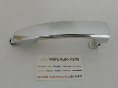 Holden Captiva 2008-2012 Genuine Brand New Rh Outer Door Handle In Chrome
