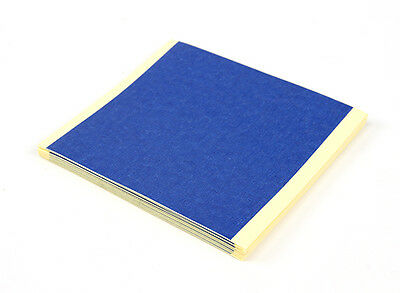 RC Turnigy Blue 3D Printer Bed Tape Sheets 200 x 200mm (20pcs)