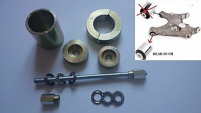 Bmw 5 E60 E61 6 E63 X5 Rear Control Arm Wishbone Bushes Removal Install Tool Set