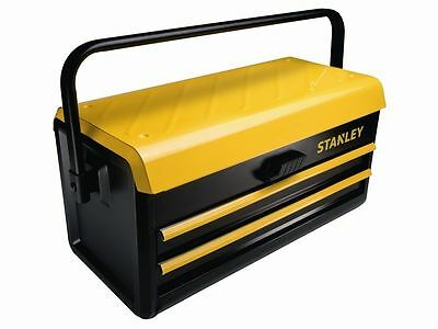 Stanley Tools Metal Toolbox 19in - 2 Drawer STA175510