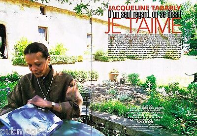 Coupure de Presse Clipping 1999 (6 pages) Jacqueline Tabarly parle d'Eric