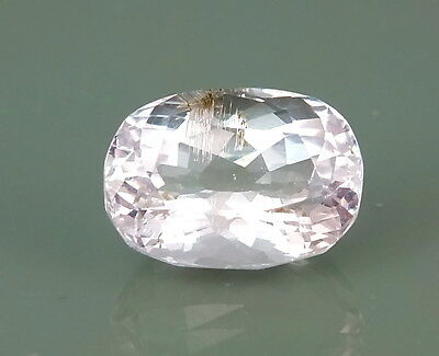 TOP MORGANITE : 8,53 Ct Natürlicher Pink Morganite (Pink Smaragd) TOP LUSTER