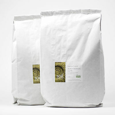 Diatomaceous Earth Food Grade Fossil Shell Flour 9.6kg Perma-Guard | Express