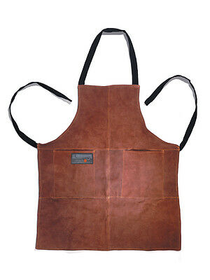 Outset Leather Grill Apron