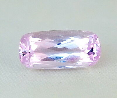TOP : Echter Pink Kunzit 8,02 Ct VS2 Reinheit