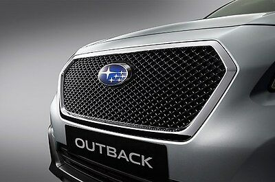 Genuine Subaru Outback & Liberty Accessory Front Grille My15 - My17 New & Sealed