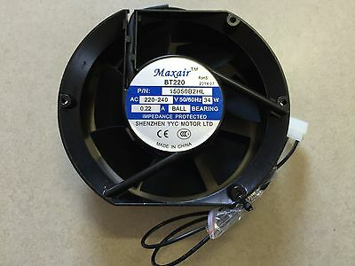 "NEW Univeral 150mm / 6""Inch 220-240V AC Oil Cooling Fan / Cooler Fan"