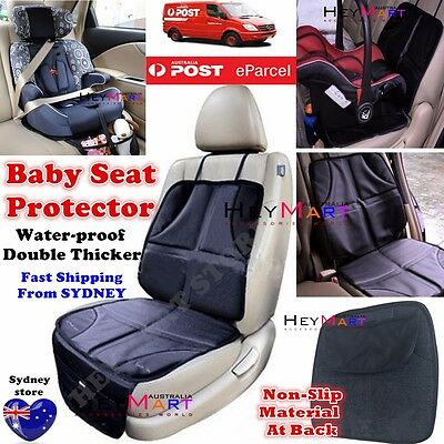 Double Thick Car Baby Seat Protector Infant Child Seat Cover Baby Cushion Cover